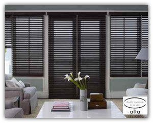 Titus window blinds